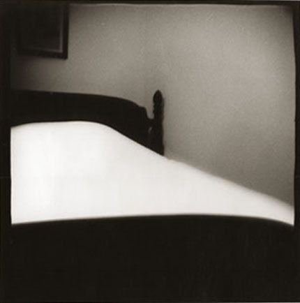 A Woman's Bed, Logan, Ohio, 1970 in Nancy Rexroth: Iowa
