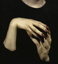 Ingrown by Janine Antoni in Speaking With Hands