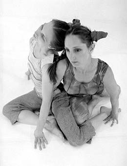 Theresa Duhon,Kristi Spessard in Menagerie