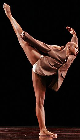 Davalois Fearon in For Today I am a Boy in Stephen Petronio 2008