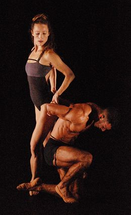 Dorothy O'Shea Overbey and Marcos