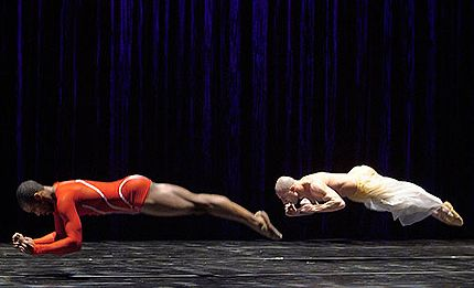 Gary Jeter and Philip John Orsano in Mercy in Complexions 15 Years