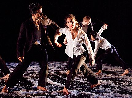 Footsteps in the Snow<br>
