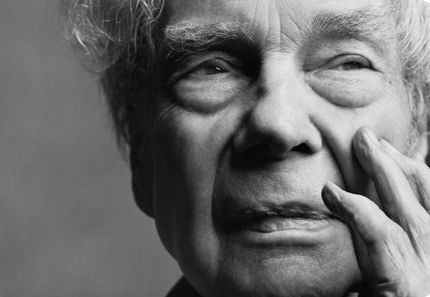 Merce Cunningham in Merce Cunningham