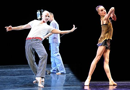 experience matters: Stephen Petronio, Wendy Whelan in Petronio 2012