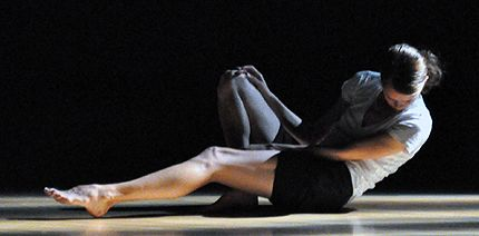 Joanna Kotze in Sarah Skaggs Dance: The New Ecstatic