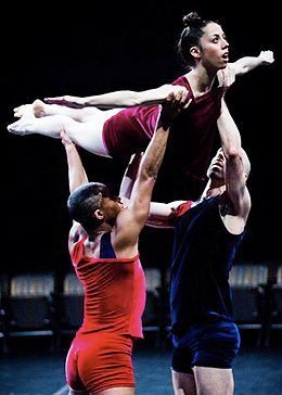 Jonathan Alsberry, Anna Schon, Daniel Gwirtzman in Daniel Gwirtzman: The Oracle