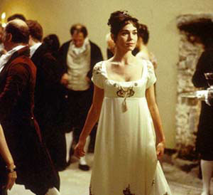 The remarkable Frances O'Connor in Mansfield Park. in Mansfield Park