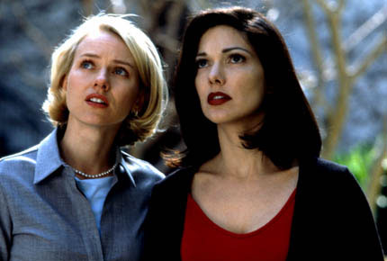 * OFFOFFOFF film review MULHOLLAND DRIVE movie by David Lynch with Justin