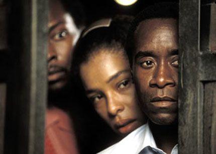 """""""Hotel Rwanda"""" stunningly dramatizes the much-overlooked Rwandan genocide"""