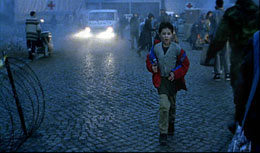 From the Oscar-nominated German live-action film The Red Jacket. in Oscar shorts