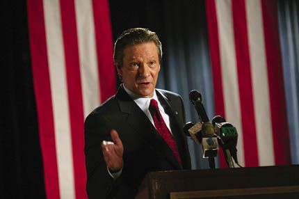 Chris Cooper in Silver City. in Silver City