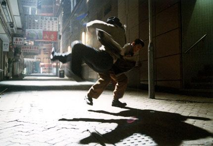 A scene from Johnnie To's Throwdown. in Toronto International Film Festival: Asia in Focus