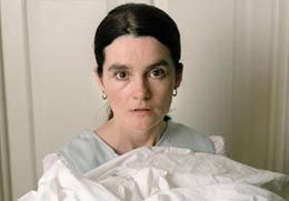 Shirley Henderson in Yes. in Yes